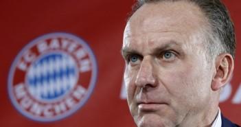 CEO Bayern Munchen, Karl-Heinz Rummenigge