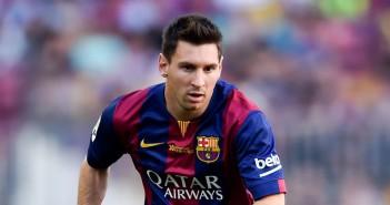 Messi Tak Pernah Mimpi Lewati Rekor Cesar