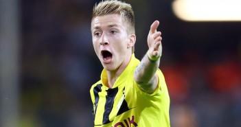 Marco Reus di Borussia Dortmund