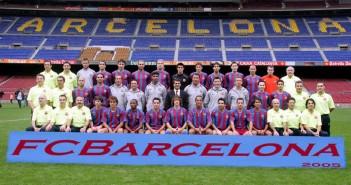 Skuad FC Barcelona Tahun 2005-2006