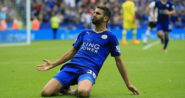 riyad mahrez goal to tottenham