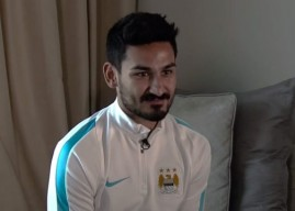 Gundogan Tak Sabar Bermain di City