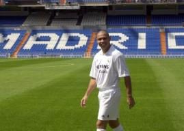 Ini Dia Alasan Ronaldo Tinggalkan Real Madrid